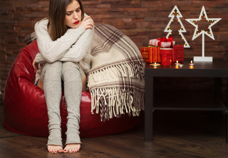 Depression and holiday blues