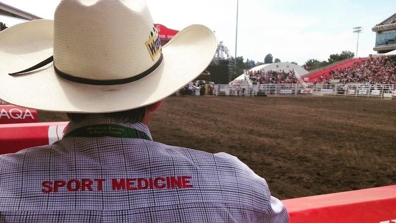 Dr. Ralph Strother, Sport Medicine
